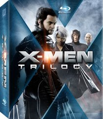 X-Men Trilogy (X-Men / X2: X-Men United / X-Men: The Last Stand) [Blu-ray]
