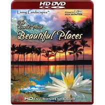 Living Landscapes: The World's Most Beautiful Places [HD DVD]