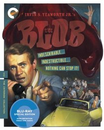 The Blob (Criterion Collection) [Blu-ray]
