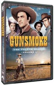 Gunsmoke: Fourth Season, Volume One