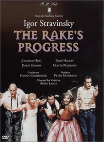 Stravinsky - The Rake's Progress