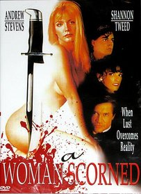 A WOMAN SCORNED DVD Shannon Tweed (USA FORMAT) BRAND NEW
