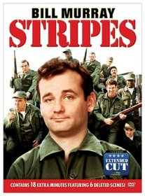 Stripes (Unrated Extended Cut)
