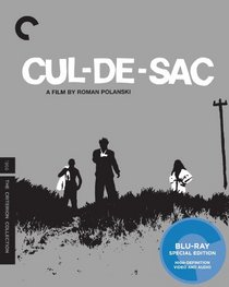 Cul-de-sac: The Criterion Collection [Blu-ray]