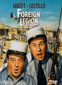 Abbott & Costello: Foreign Legion