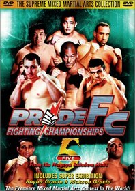 Pride FC 5 - From the Nagoya Rainbow Hall