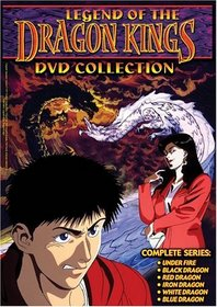 Legend of the Dragon Kings Collection