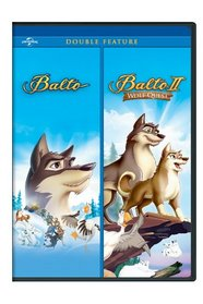 Balto / Balto II: Wolf Quest Double Feature