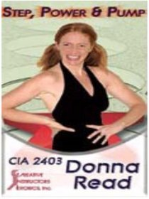 Donna Read: Step, Power & Pump