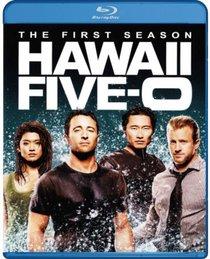 Hawaii Five-0: The First Season [Blu-ray]