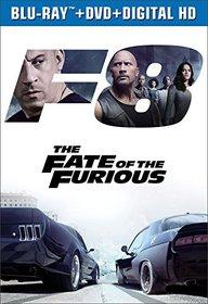 The Fate of the Furious (Blu-ray + DVD + Digital HD)