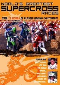 World's Greatest Supercross Races DVD Set (5 Disc Set)