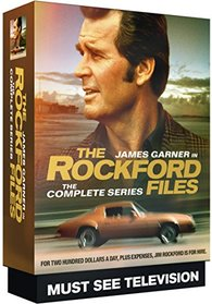 Rockford Files, The - The Complete Series
