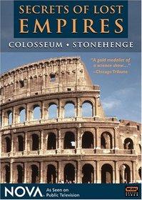 NOVA: Secrets of Lost Empires - Stonehenge and Colosseum