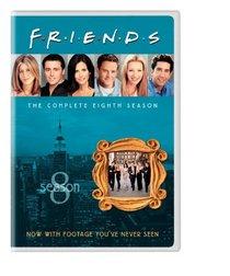 Friends: The Complete Eighth Season (Repackage - cardboard case)