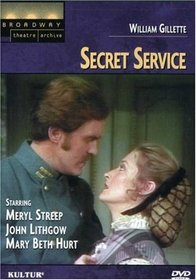 Secret Service (Broadway Theatre Archive)