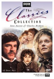 BBC Jane Austen and Charles Dickens Classics Collection