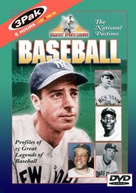 Greatest Sports Legends: Baseball - The National Pastime