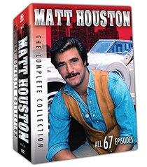 Matt Houston//The Complete Collection