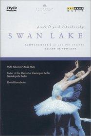 Tchaikovsky - Swan Lake / Barenboim, Scherzer, Matz, Deutsche Staatsoper Berlin