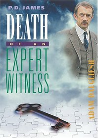 P.D. James - Death of an Expert Witness