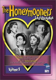The Honeymooners - The Lost Episodes, Vol. 5