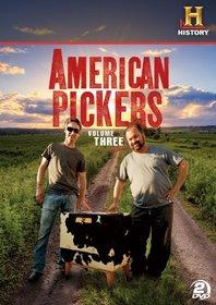 American Pickers: Volume 3