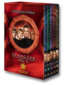Stargate SG-1 Season 4 Boxed Set