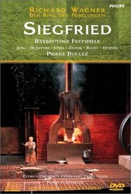 Wagner - Siegfried / Boulez, Jung, McIntyre, Jones, Zednik, Bayreuth Festival (Ring Cycle Part 3)