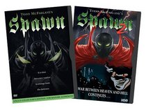 Spawn - Uncut Collector's Edition / Spawn 2 (Two-Pack)