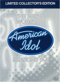 American Idol - The Best & Worst of American Idol ( Limited Edition )