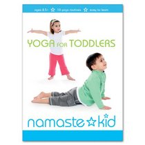 Namaste Kid DVD: Yoga for Toddlers Ages 2-4