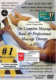 The Complete Massage Pack: Basic & Professional Massage Therapy v2.0