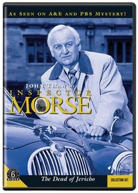 Inspector Morse - The Dead of Jericho - Collection Set