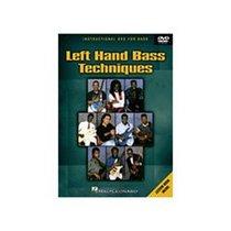 Left Hand Bass Techniques