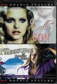 Double Feature- Callie and Son (1981) & The Treasure of Jamaica Reef (1976 aka Evil in the Deep) (2006 DVD)