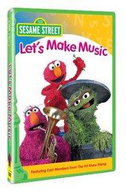 Sesame Street - Let's Make Music