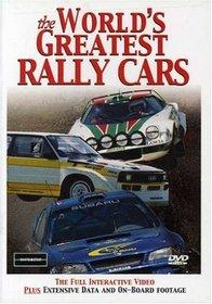 The World's Greatest Rally Cars
