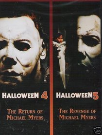 Halloween IV - The Return of Micheal Myers / Halloween V - The Revenge of Micheal Myers (Double Feature)