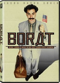 Borat - Cultural Learnings of America for Make Benefit Glorious Nation of Kazakhstan (Full Screen Edition)