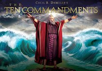The Ten Commandments (Limited Edition Gift Set) (DVD/Blu-ray Combo)