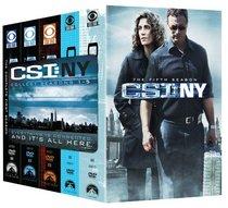 C.S.I.: NY - Seasons 1-5