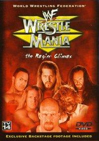WWE WrestleMania XV - The Ragin' Climax