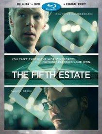 The Fifth Estate (Blu-ray / DVD + Digital Copy)