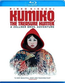 Kumiko, The Treasure Hunter [Blu-ray]