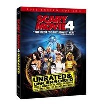 Scary Movie 4 (Unrated Full Screen Edition)