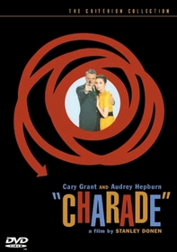 Charade - Letterbox Edition (Criterion Collection Spine #57)