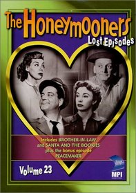 The Honeymooners - The Lost Episodes, Vol. 23