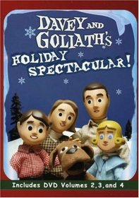 Davey and Goliath's Holiday Spectacular
