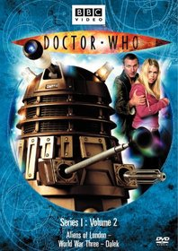 Doctor Who - The Complete First Season, Vol. 2